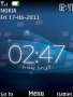 Black Berry Blue themes