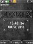 Steel Nokia S40 Theme themes
