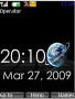 Globe Clock themes