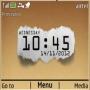 Bit Paper Clock themes