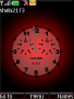 Swf Simply Red Clock themes
