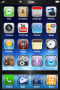 Blue Box ICons IPhone Theme themes