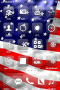 American Flag IPhone Theme themes