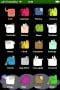 Lovely Colors Crows IPhone Theme themes