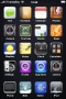 Dayra HD Black IPhone Theme themes