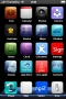 ICons Black Simple IPhone Theme themes
