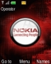 Nokia Red Chrome themes
