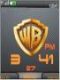Warner Bros Clock S40 Theme themes