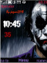 Joker Clock Free Mobile Themes