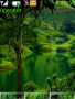 Green Nature Theme Free Mobile Themes