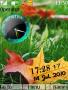Leaf Clock Nokia Theme themes