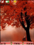 Red Trees Nokia Theme themes
