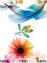 Beautiful Flowers Theme themes