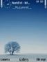 Alone Tree Theme themes