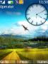 Nokia Nature Clock Theme Free Mobile Themes