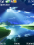 Blue Water And Sky Lights themes