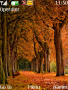 Orange Leafs And Trees themes