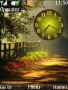 Autumn Clock themes
