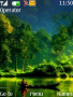 Green And Boat themes