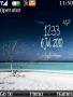 Snow Nature Free Mobile Themes