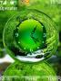 Green Clock themes