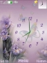 Nature Clock themes