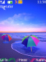 Colored Beach themes
