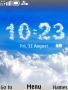 Clouds Clock themes