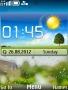Huawei Clock themes