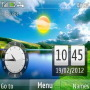 Sun Day Nature Free Mobile Themes