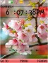 Floral Clock themes
