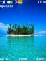 Blue Paradise S40 Nokia themes