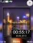 Shine Buildings Clock S40 Theme themes
