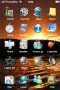 Sunset Of Sea Nature IPhone Theme themes