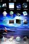 Blue Nature Sea Island IPhone Theme themes