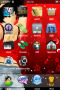 Red Jobs Iphone Theme themes