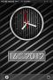 Striped Clock Black IPhone Theme themes