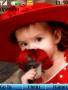 Cute Baby Nokia Theme themes