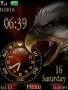 Metal Dual Clock themes