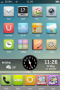 Tenuis Apple IPhone Theme themes