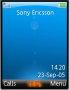Glossy Blue Theme Free Mobile Themes