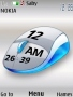 Mouse Clock themes