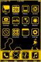 Black Label Apple Iphone Theme themes