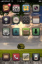 Buff Custome Apple Iphone Theme themes