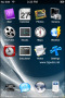 Xp Style Apple Iphone Theme themes