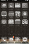 Neue Mystique Apple IPhone Theme themes
