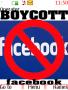 Boycott Face Book Nokia Theme themes