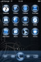 Glass Orb Apple IPhone Theme themes
