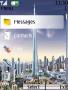 Burj Dubai Theme Free Mobile Themes