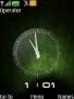 Green Clock Icons Theme themes